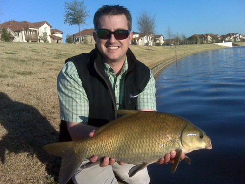 Las Colinas Brown Trout - a.k.a. Smallmouth Buffalo